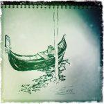 #venice #gondel #painting
